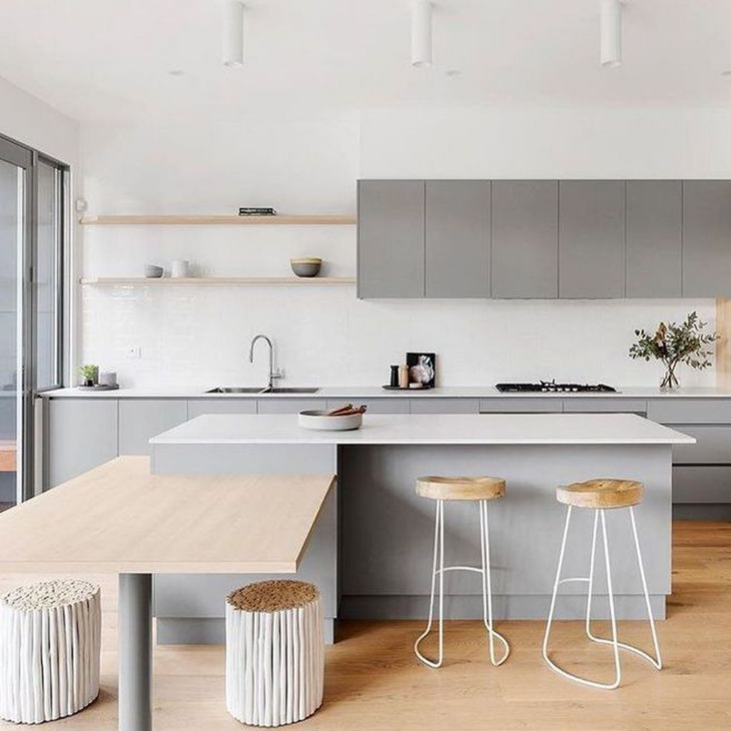 Popular Scandinavian Kitchen Decor Ideas You Should Try 30