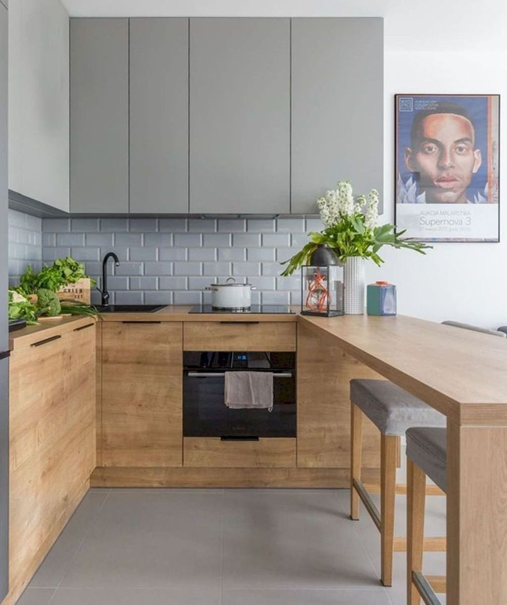 Popular Scandinavian Kitchen Decor Ideas You Should Try 31