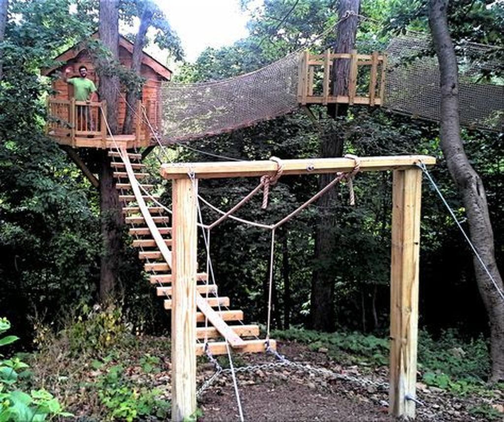 Stunning Tree House Designs You Never Seen Before 26