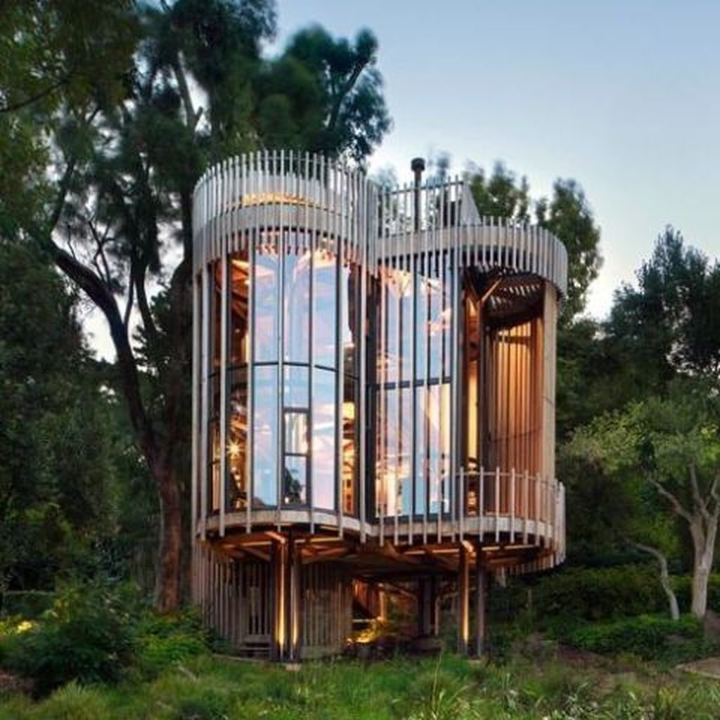 Stunning Tree House Designs You Never Seen Before 32