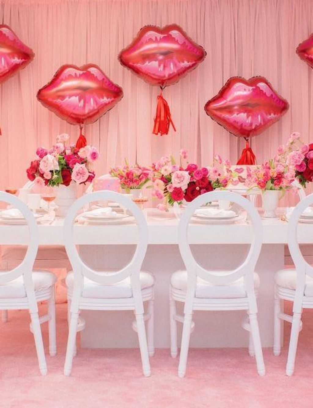 Stunning Valentine Theme Party With A Romantic Feel 09