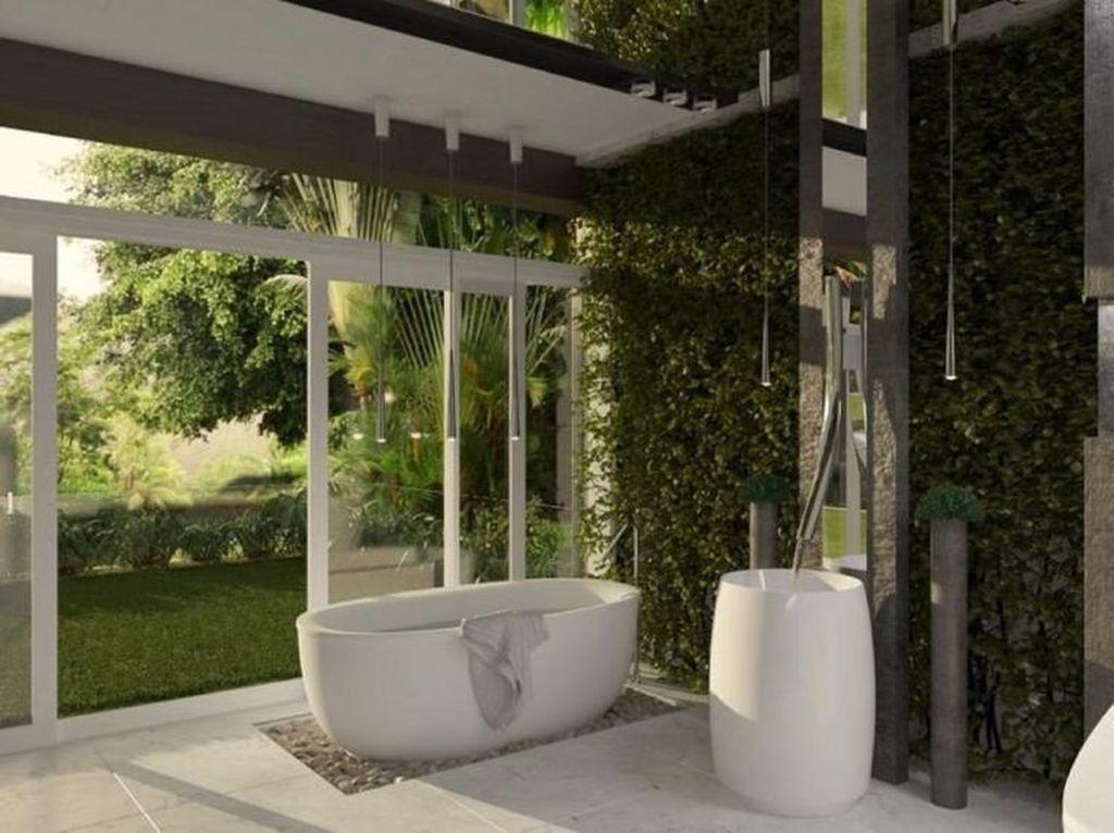 The Best Jungle Bathroom Decor Ideas To Get A Natural Impression 10
