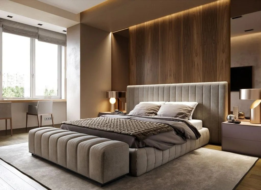 The Best Modern Bedroom Furniture To Get Luxury Accent 01