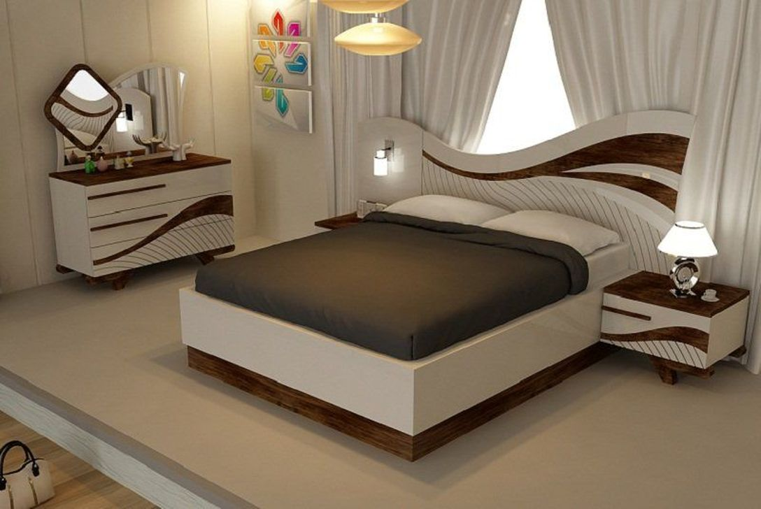 The Best Modern Bedroom Furniture To Get Luxury Accent 16