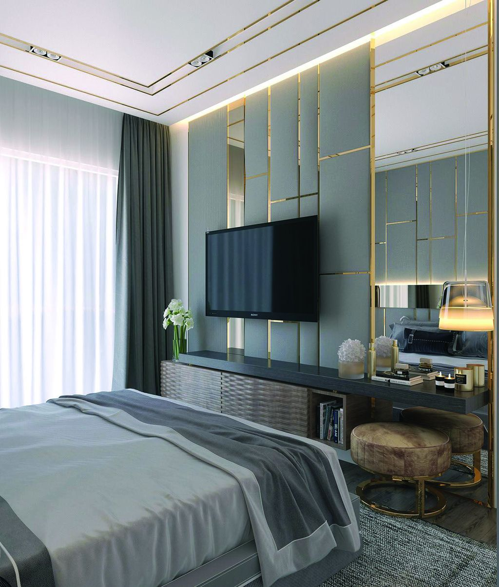 The Best Modern Bedroom Furniture To Get Luxury Accent 23