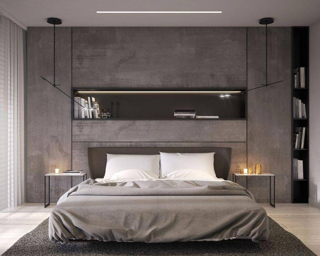 The Best Modern Bedroom Furniture To Get Luxury Accent 31