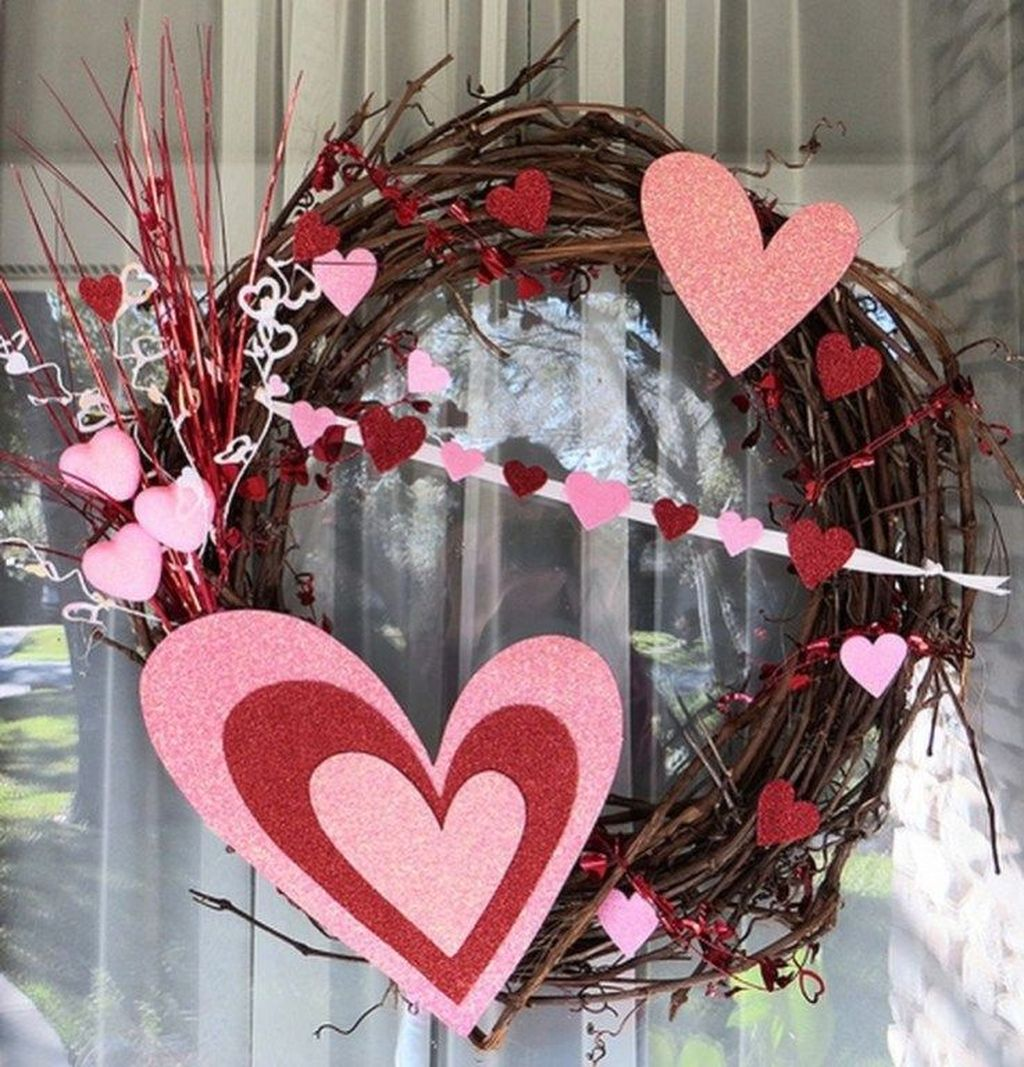 The Best Valentine Door Decorations 21