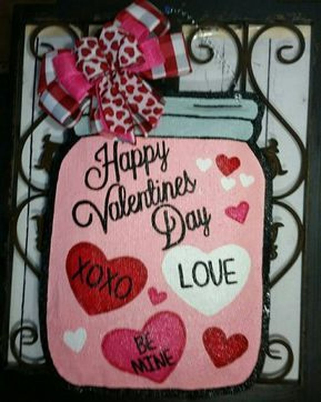 The Best Valentine Door Decorations 29