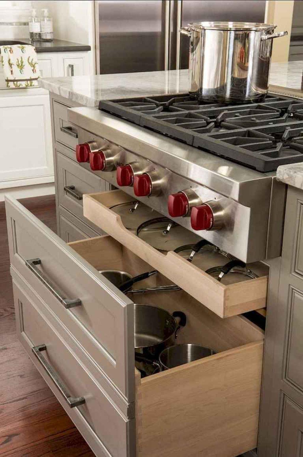 Best Design Ideas For Kitchen Organization Cabinets 01