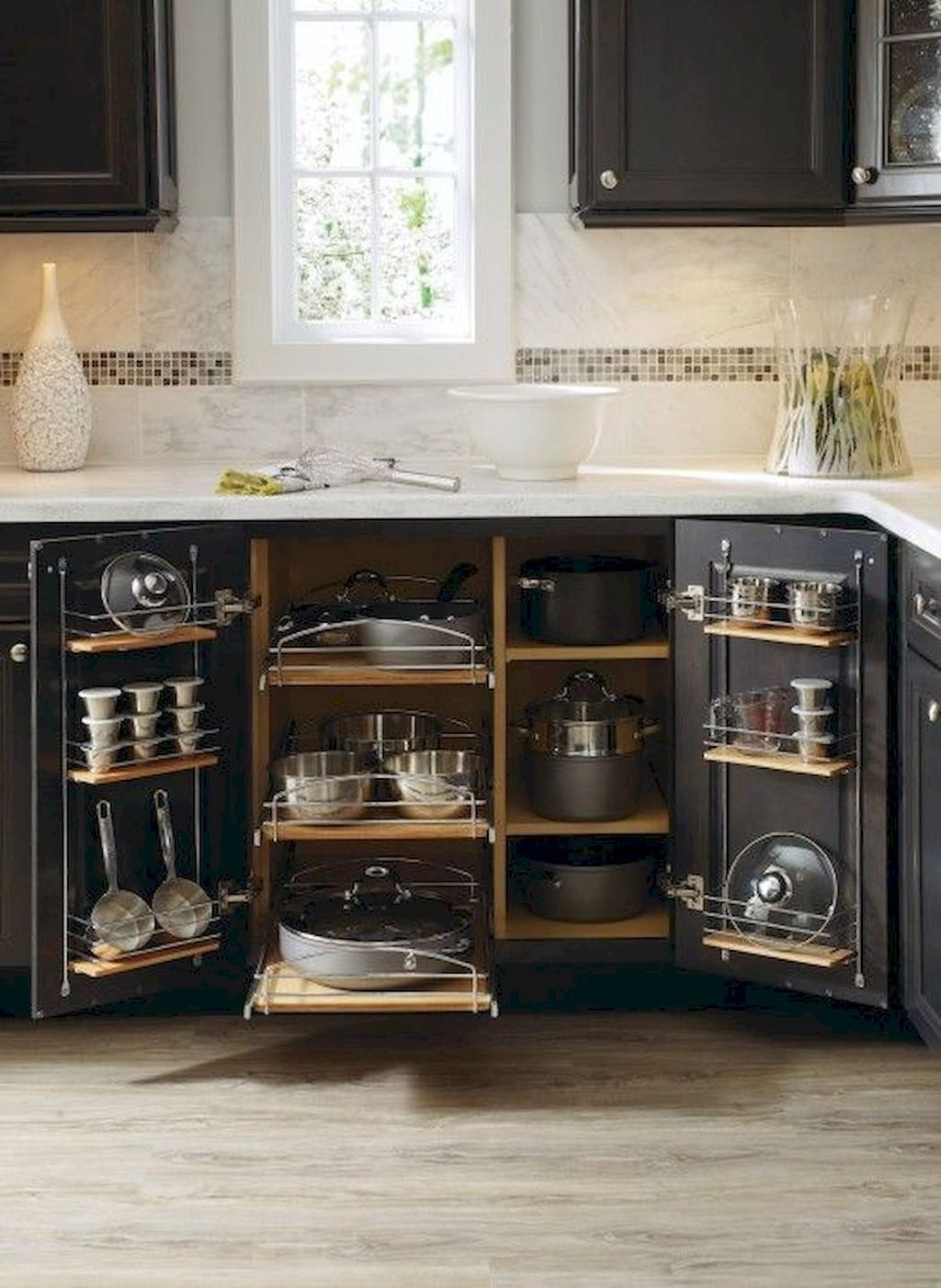 Best Design Ideas For Kitchen Organization Cabinets 03