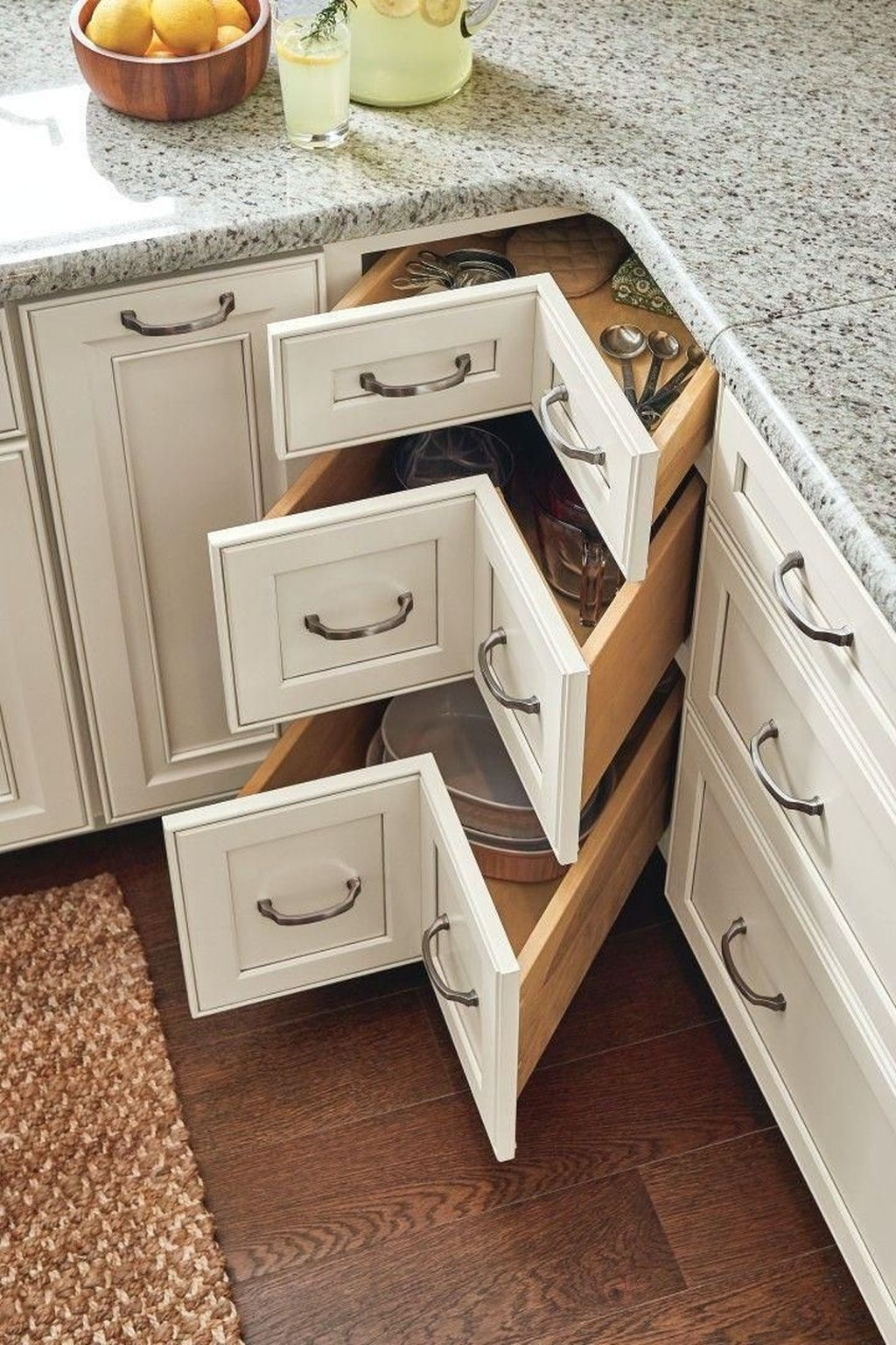 Best Design Ideas For Kitchen Organization Cabinets 11