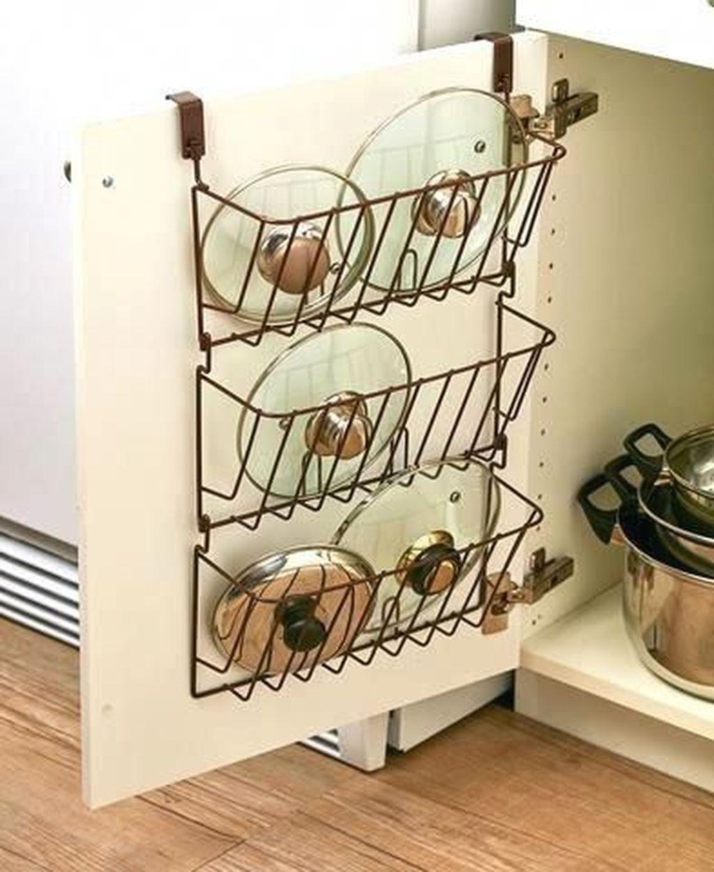 Best Design Ideas For Kitchen Organization Cabinets 18