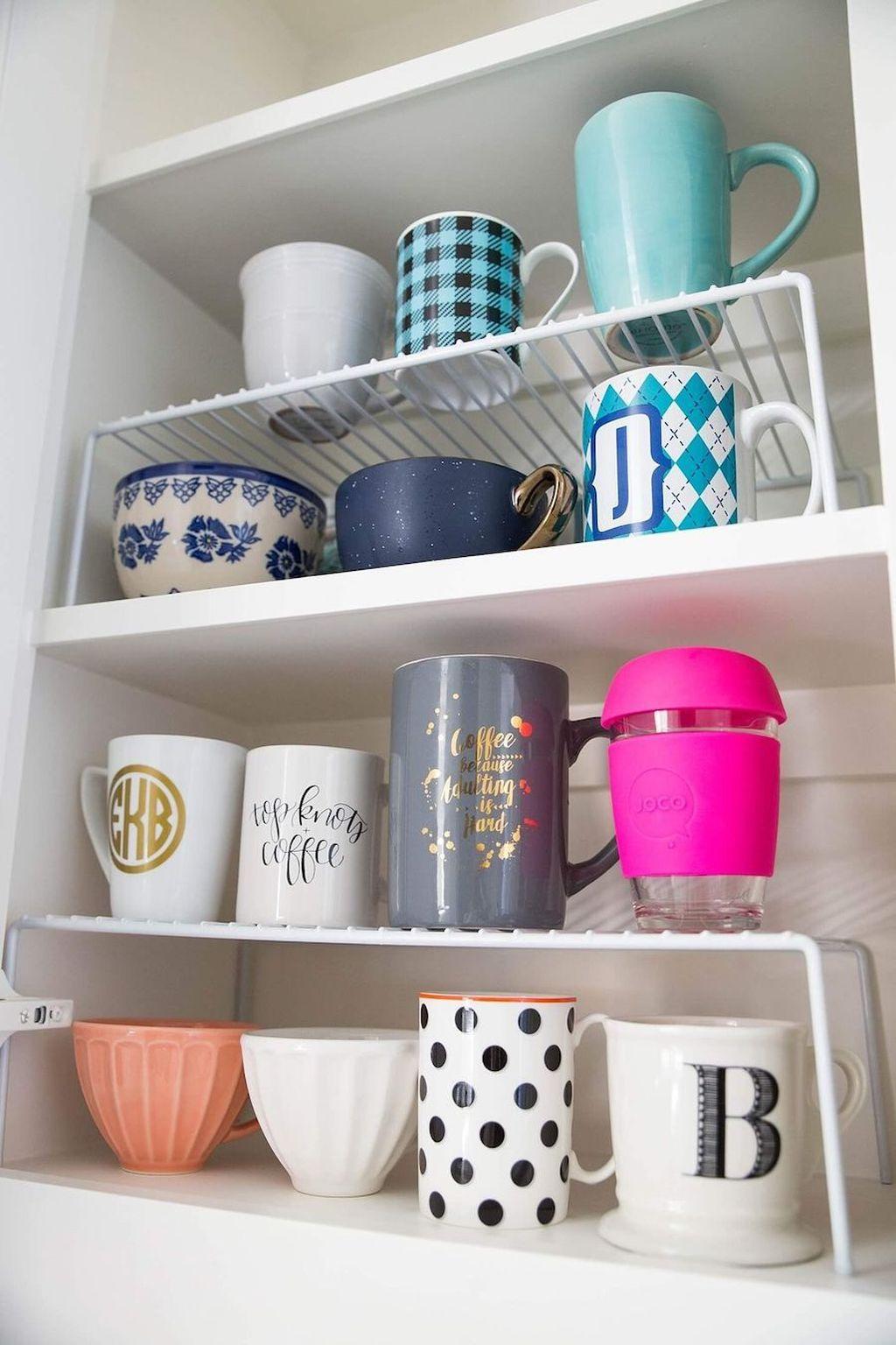 Best Design Ideas For Kitchen Organization Cabinets 20