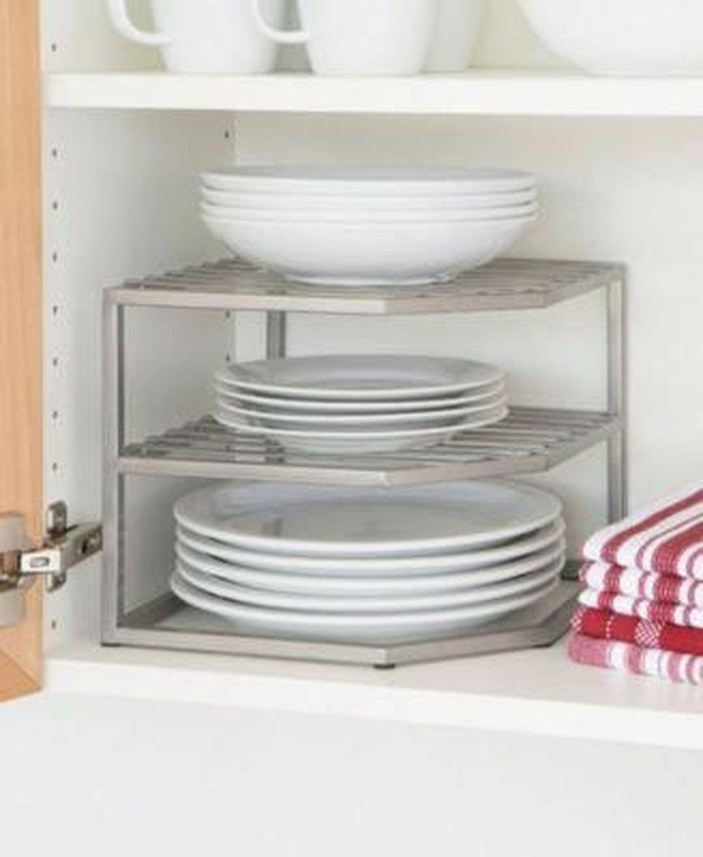 Best Design Ideas For Kitchen Organization Cabinets 25