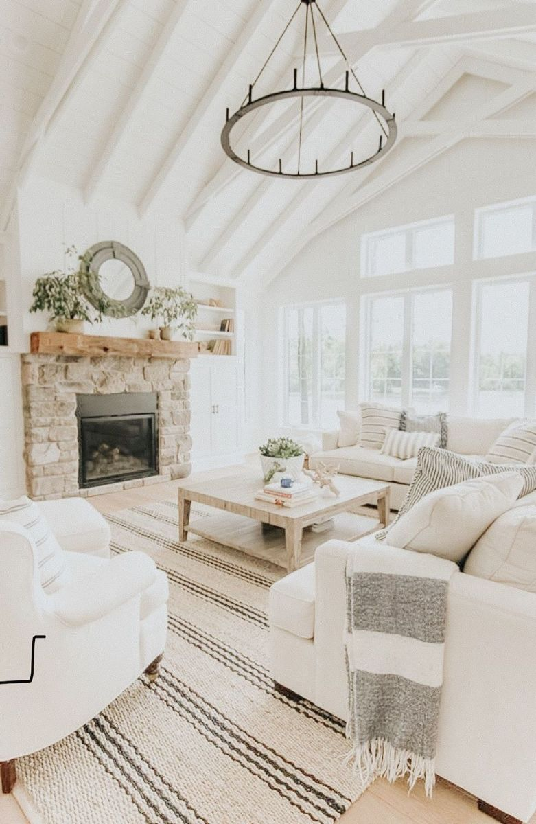 The Best Ideas To Decorate Interior Design With Farmhouse Style 11
