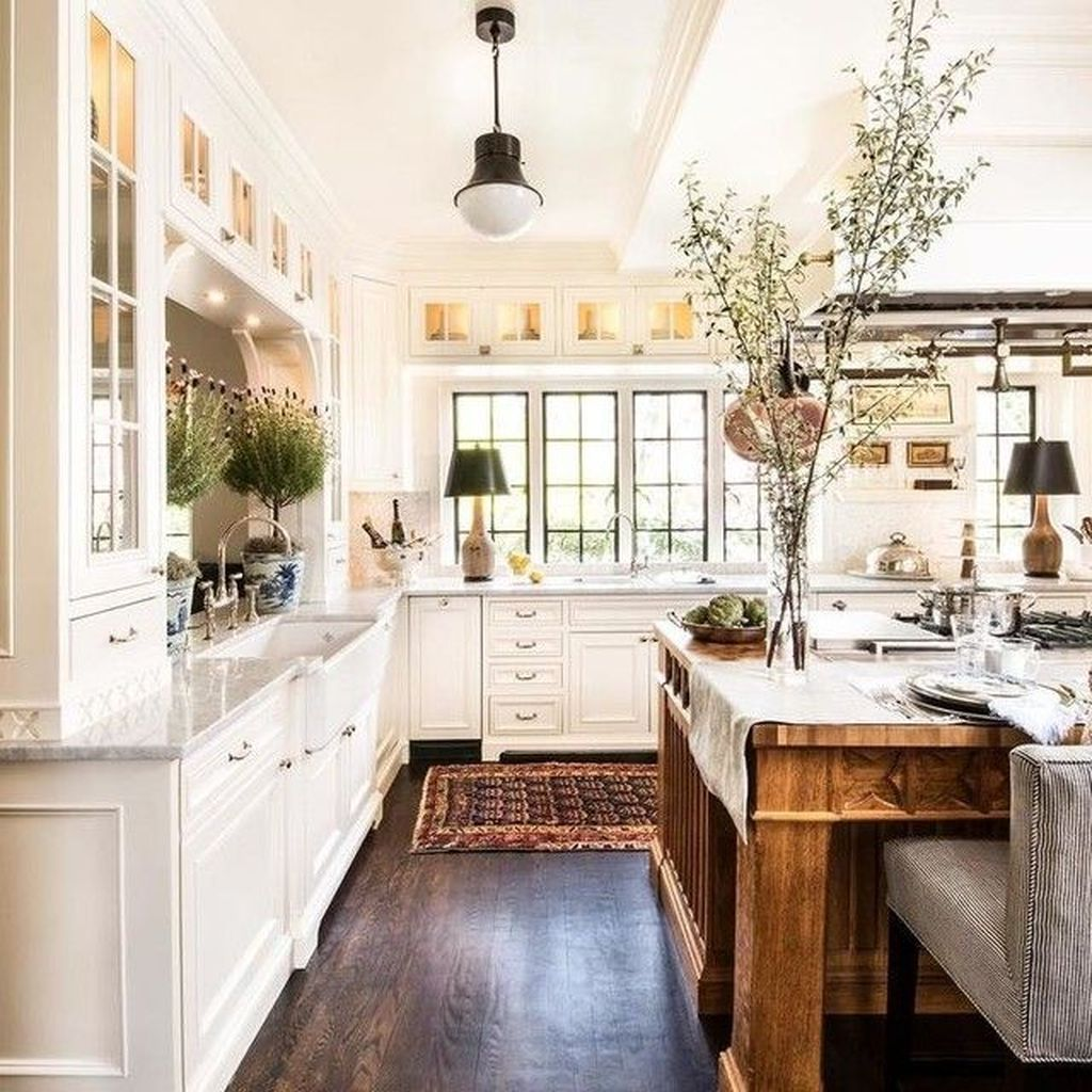 The Best Ideas To Decorate Interior Design With Farmhouse Style 13
