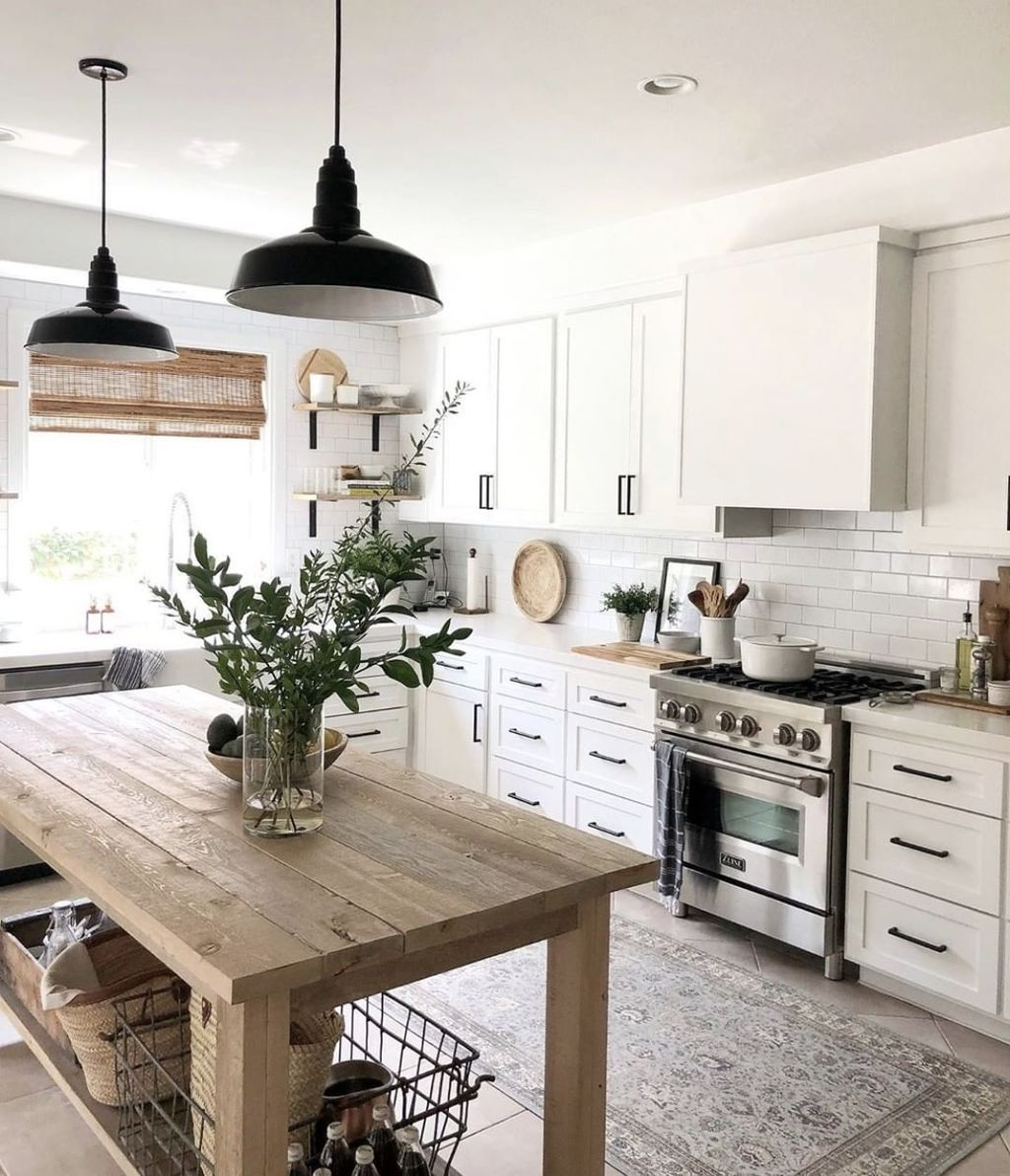The Best Ideas To Decorate Interior Design With Farmhouse Style 16