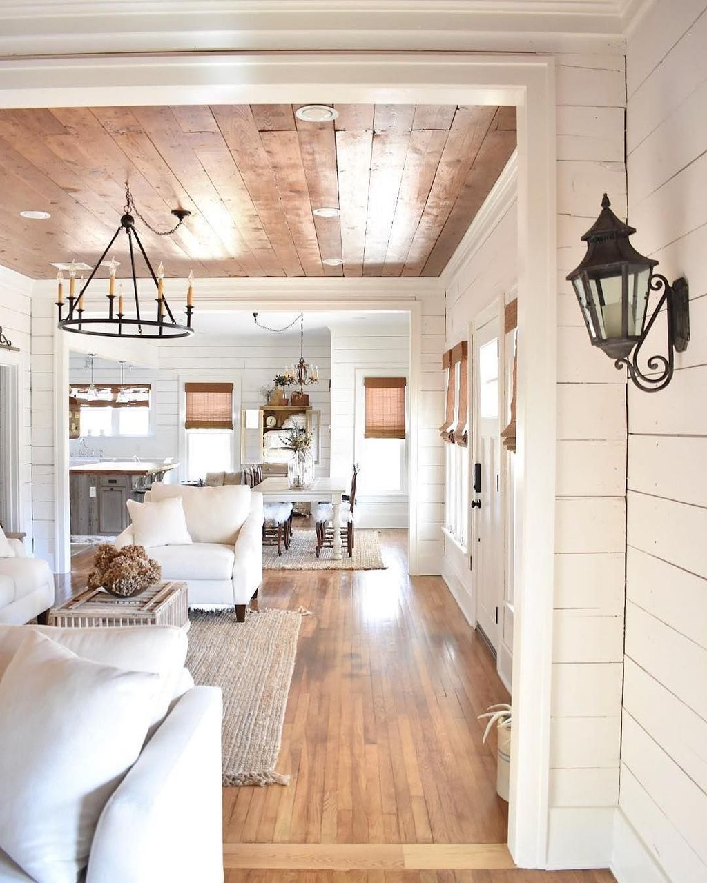 The Best Ideas To Decorate Interior Design With Farmhouse Style 25