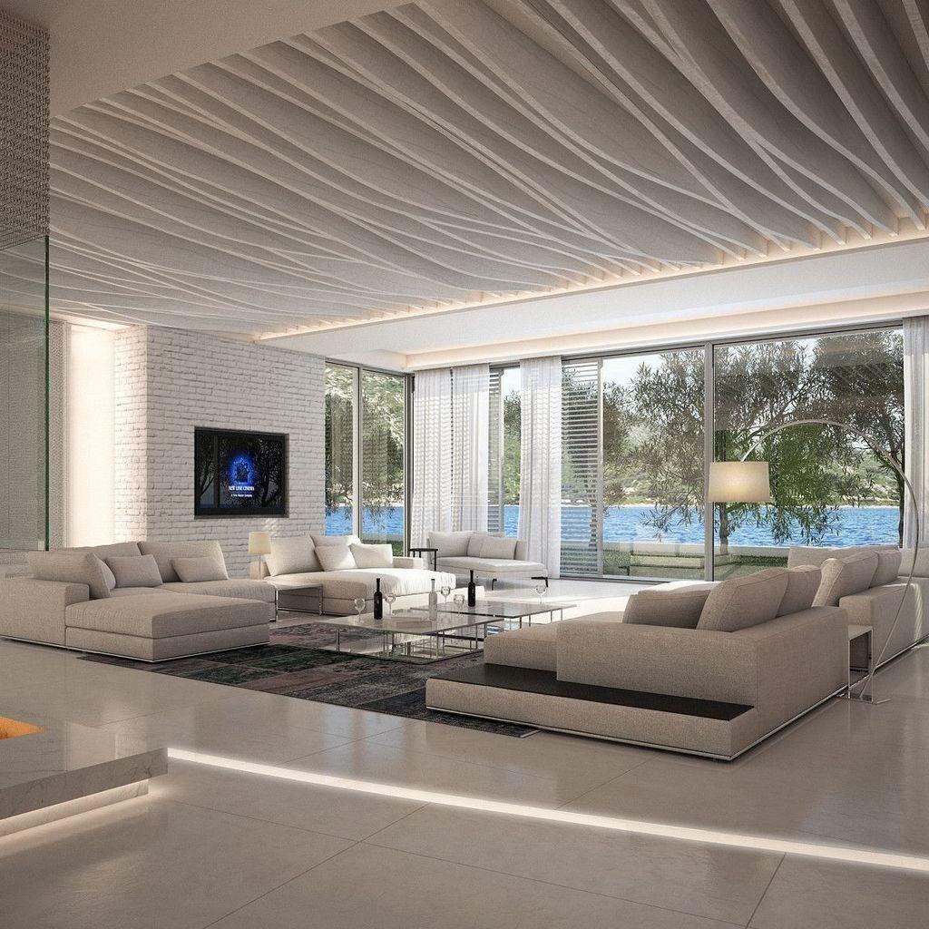 Amazing Contemporary Living Room Decoration Ideas 07