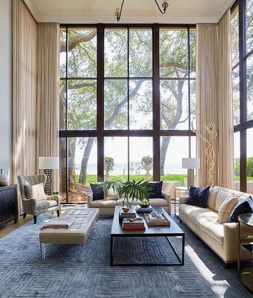 Amazing Contemporary Living Room Decoration Ideas 20