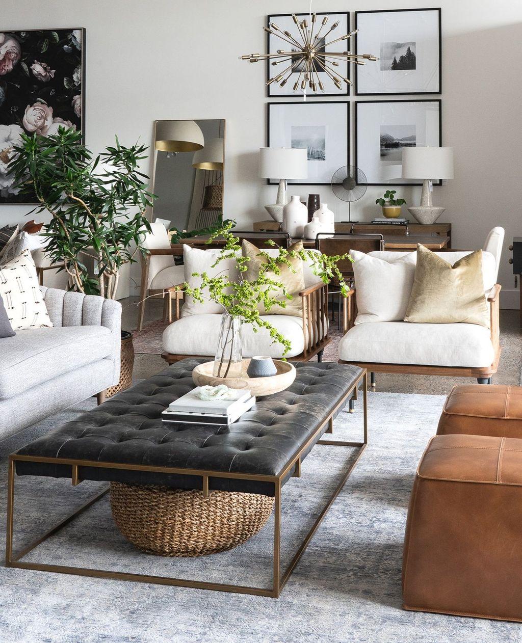 Amazing Contemporary Living Room Decoration Ideas 29