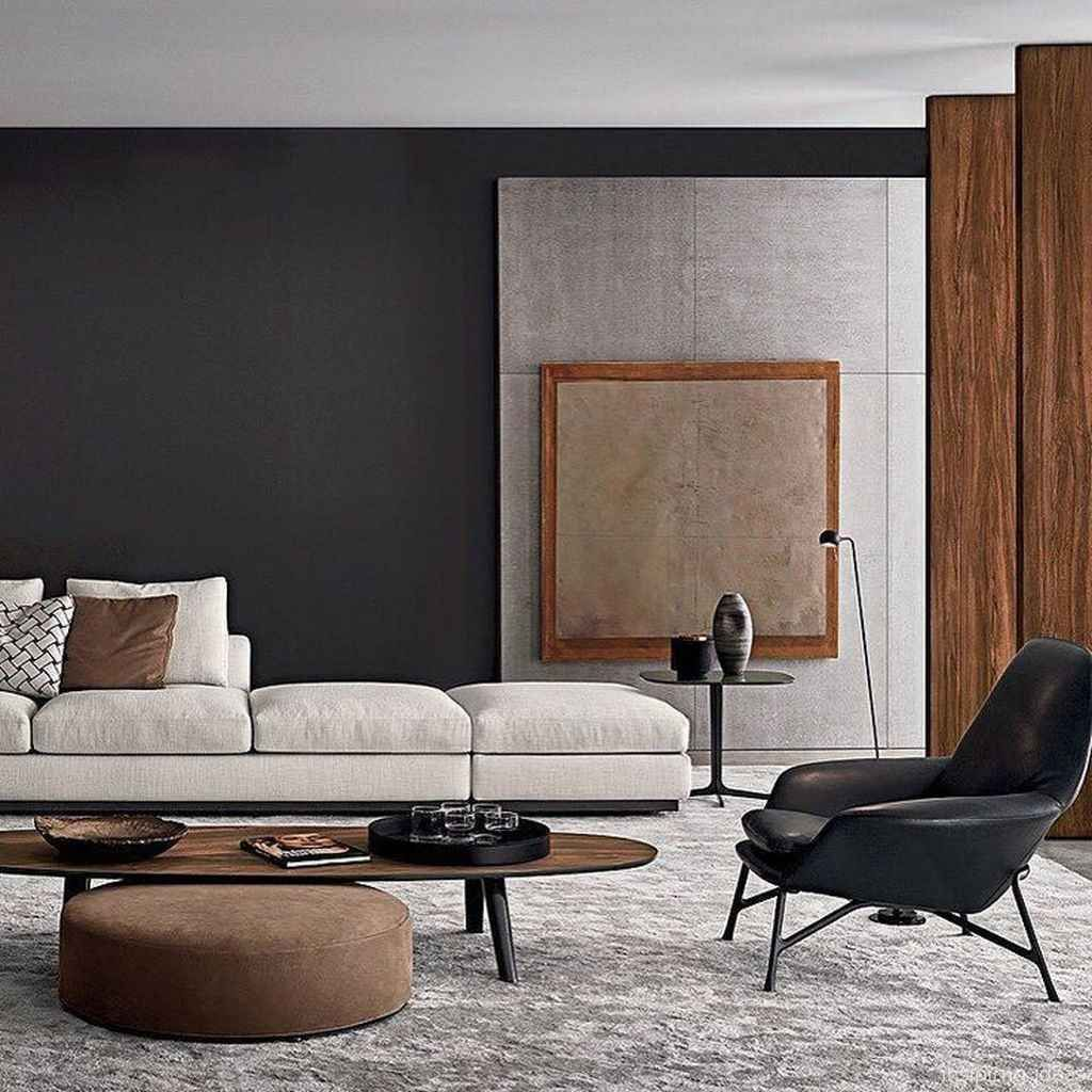 Amazing Contemporary Living Room Decoration Ideas 32