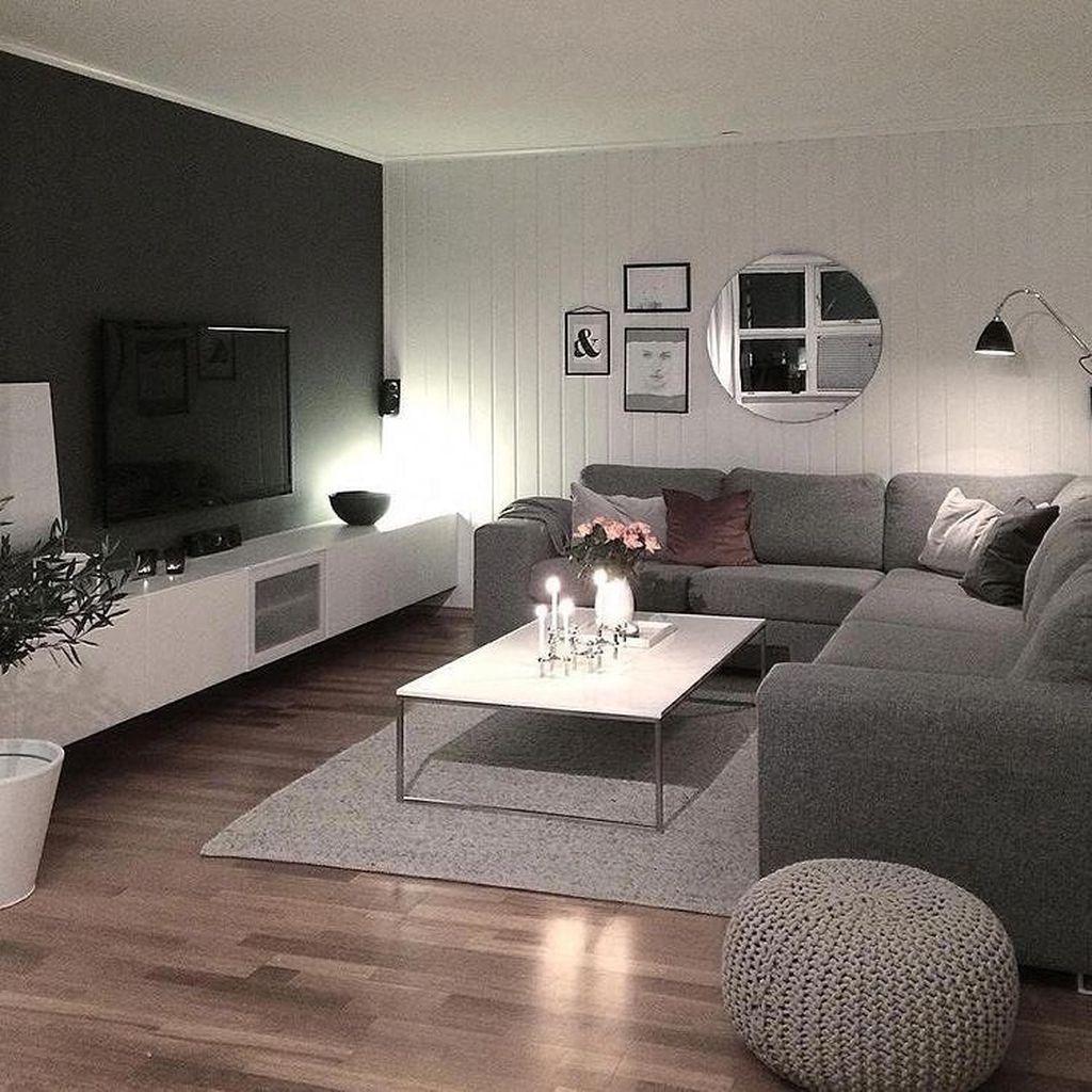 Amazing Contemporary Living Room Decoration Ideas 35