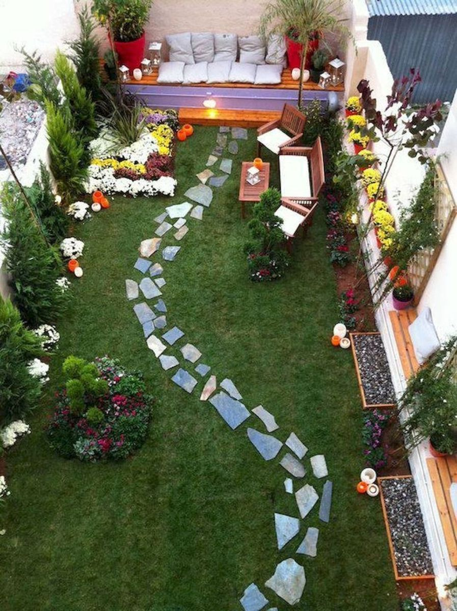 Beautiful Garden Design Ideas That You Should Try Now 18