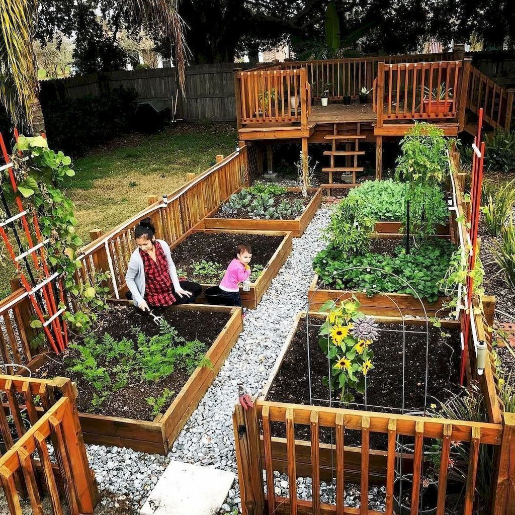Beautiful Garden Design Ideas That You Should Try Now 22