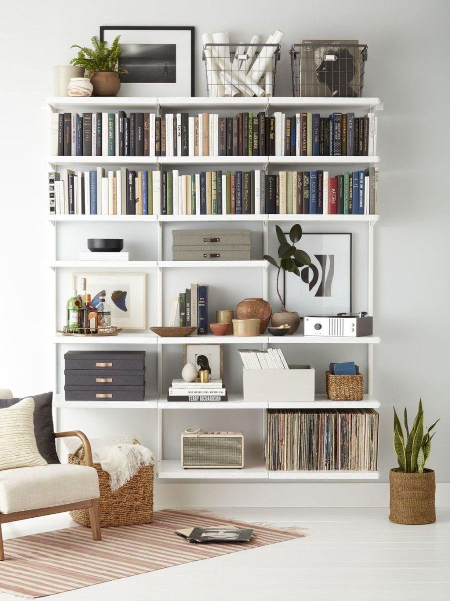 Fabulous Bookshelf Design Ideas For Your Interior Decor 34