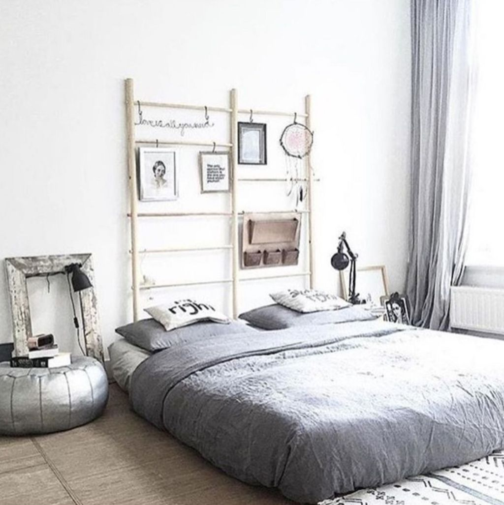 Fabulous White Bedroom Ideas To Make Your Sleep Comfortable 01
