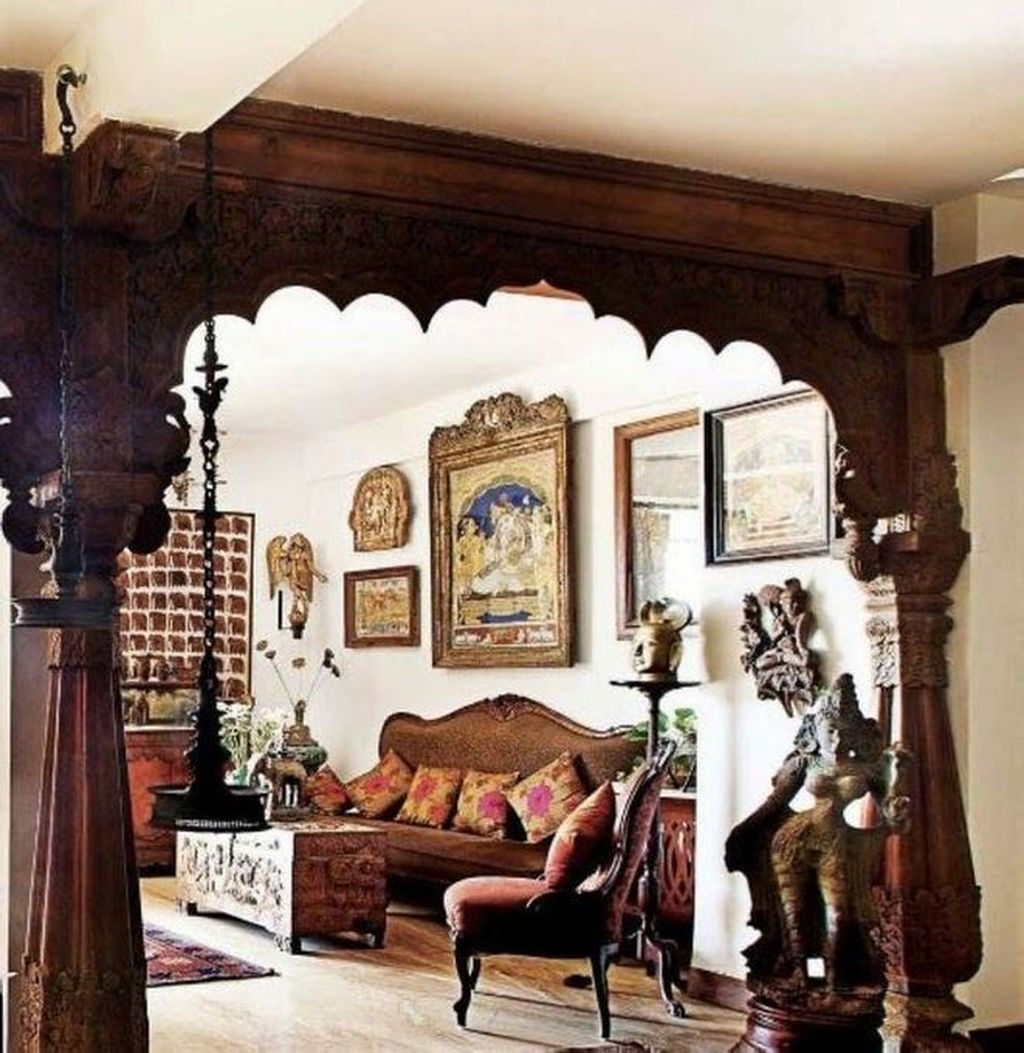 Fascinating Traditional Living Room Decor Ideas You Will Love 06