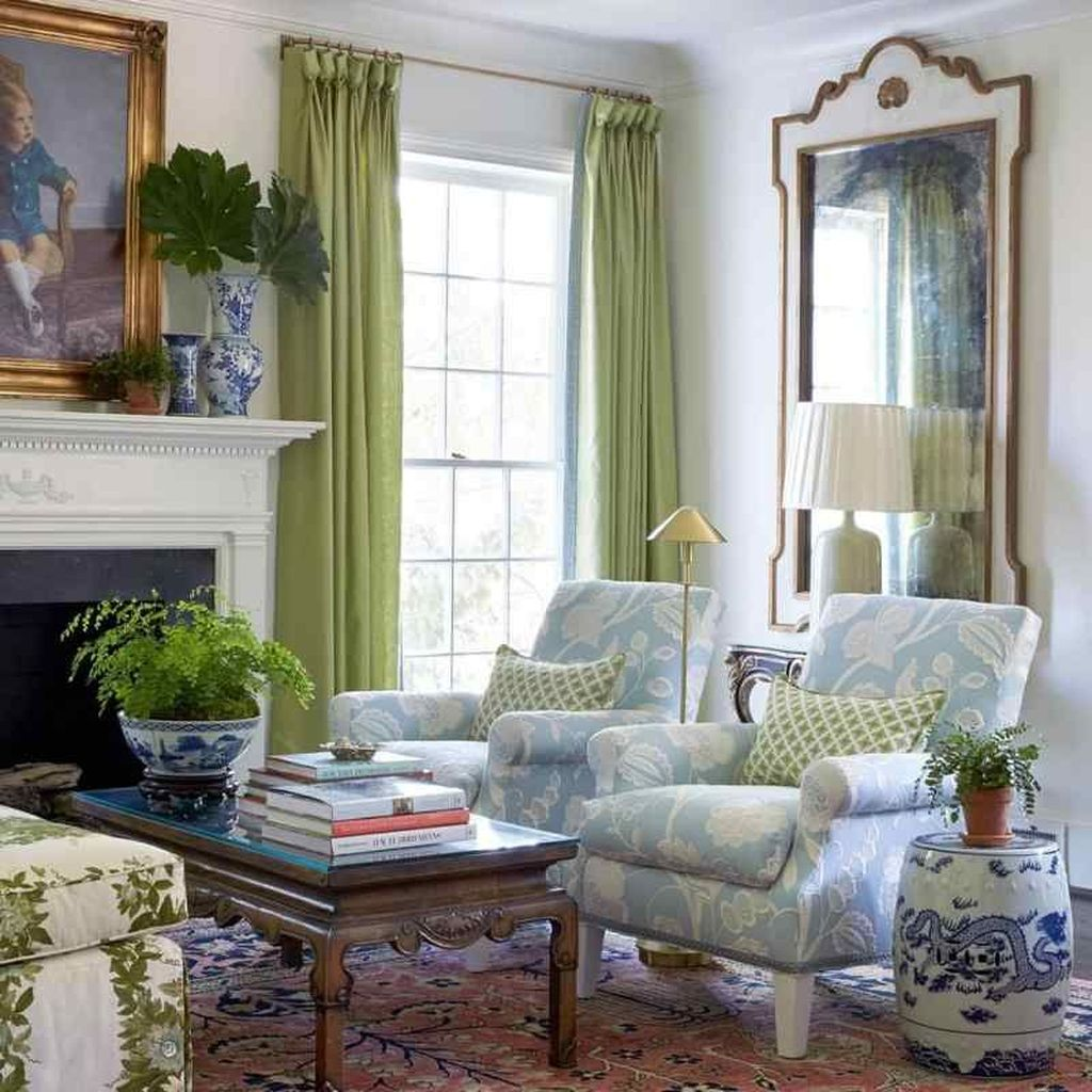 Fascinating Traditional Living Room Decor Ideas You Will Love 29