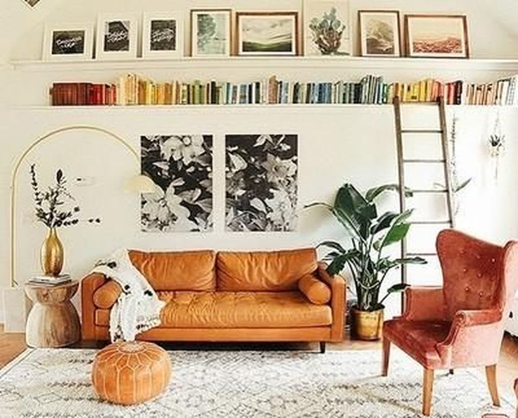 Fascinating Unique Living Room Ideas You Definitely Like 12