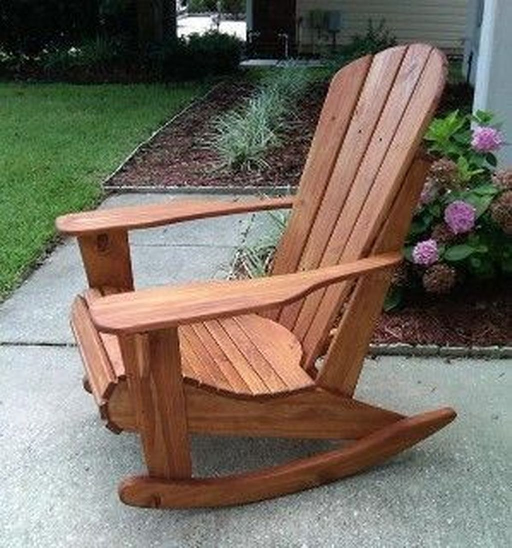 Gorgeous Outdoor Chairs Design Ideas 19