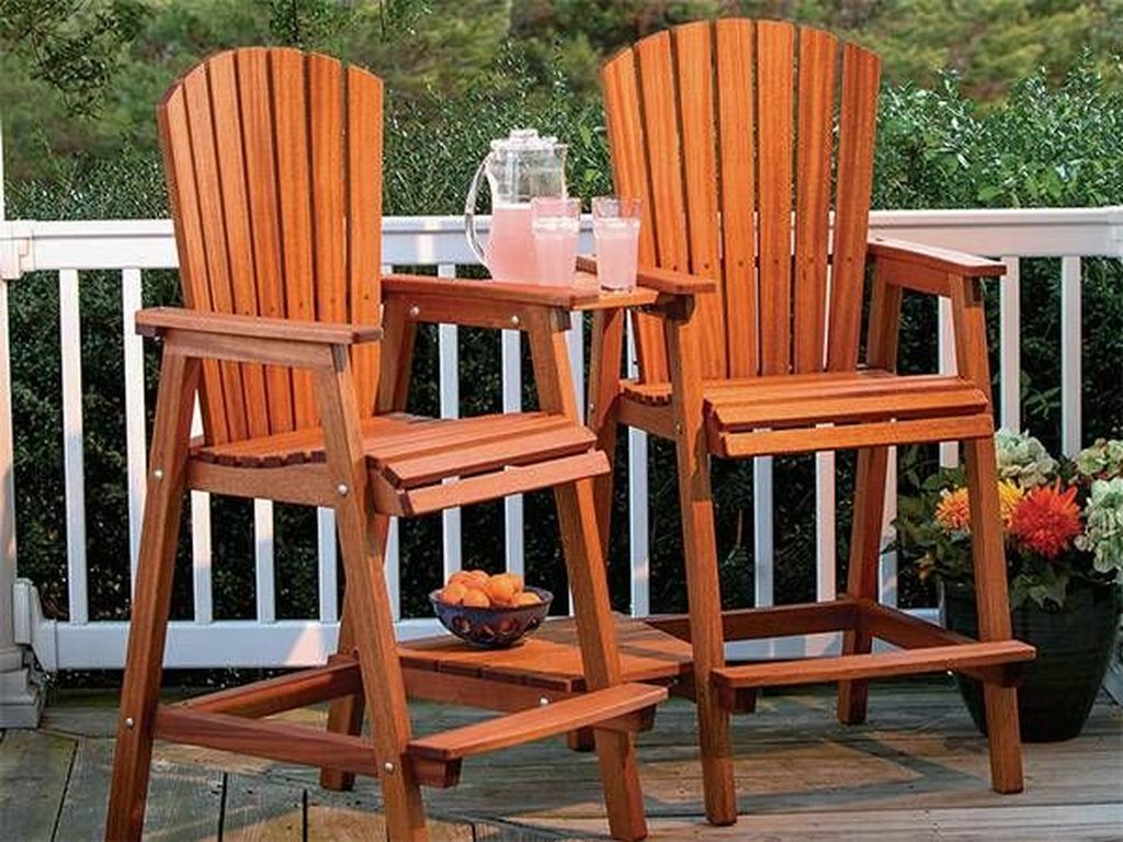 Gorgeous Outdoor Chairs Design Ideas 22