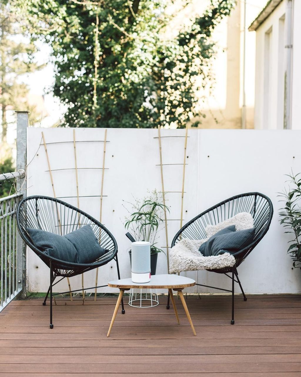 Gorgeous Outdoor Chairs Design Ideas 23