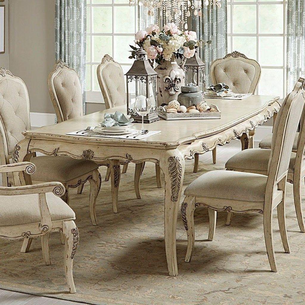 Inspiring Romantic Dining Table Decor Ideas 29