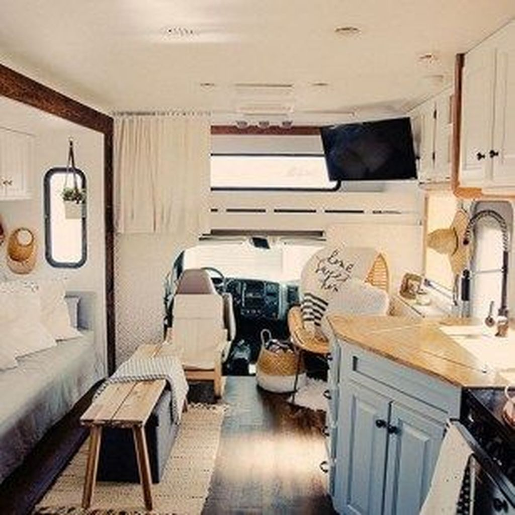 Nice RV Bedroom Ideas That Will Inspire You 04