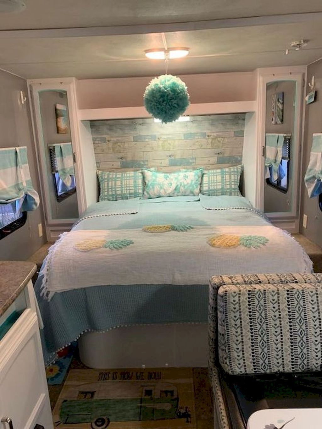 Nice RV Bedroom Ideas That Will Inspire You 12