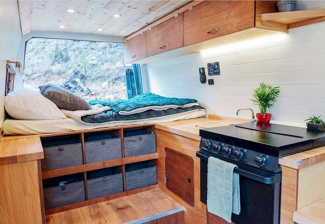 Nice RV Bedroom Ideas That Will Inspire You 14