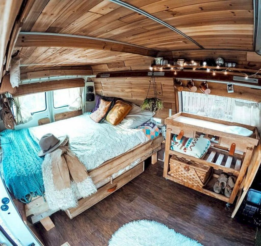 Nice RV Bedroom Ideas That Will Inspire You 18