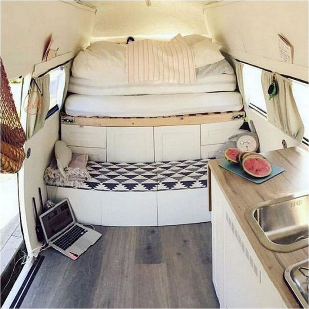 Nice RV Bedroom Ideas That Will Inspire You 30