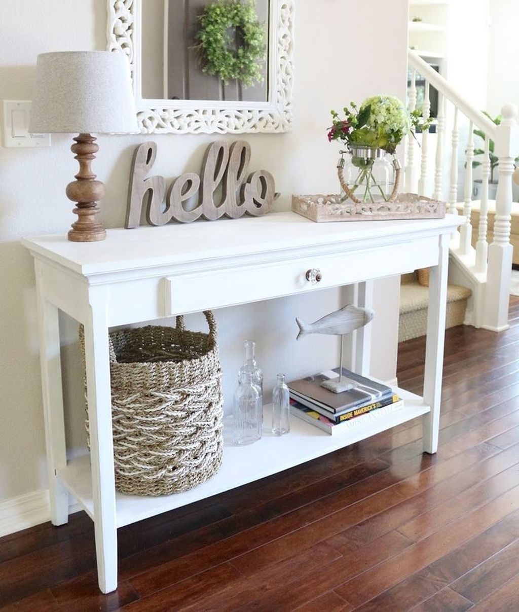 Popular Entryway Decor Ideas You Should Copy Now 07