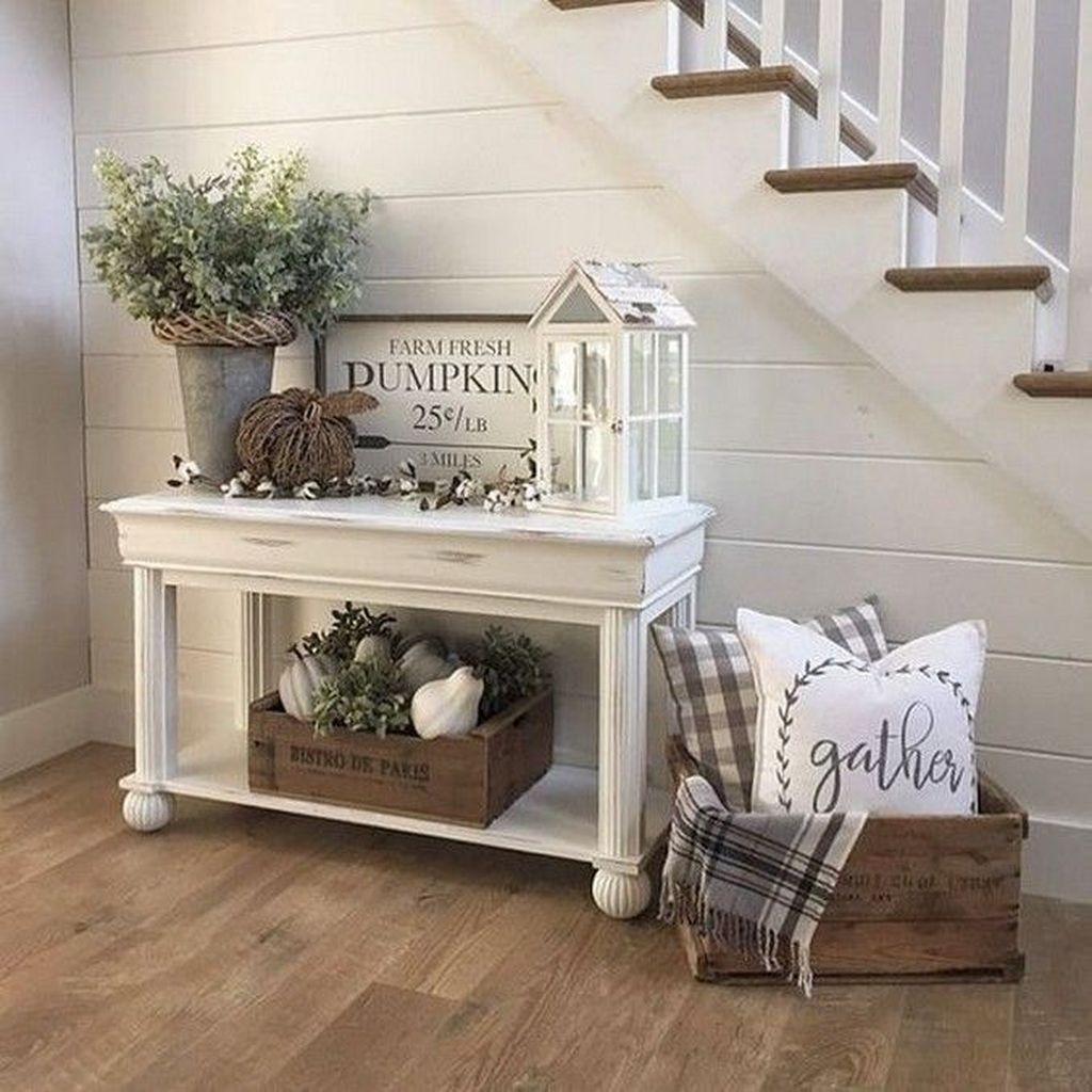 Popular Entryway Decor Ideas You Should Copy Now 15