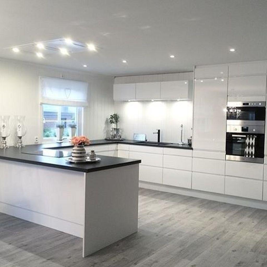 Popular Minimalist Kitchen Design Ideas You Never Seen Before 04