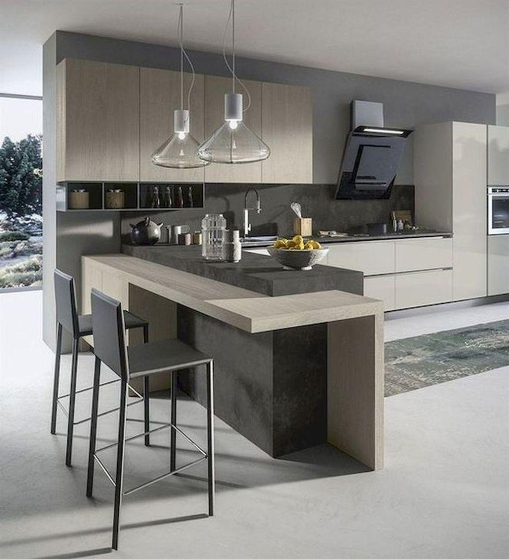 Popular Minimalist Kitchen Design Ideas You Never Seen Before 07