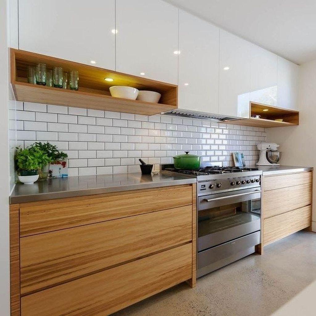 Popular Minimalist Kitchen Design Ideas You Never Seen Before 32