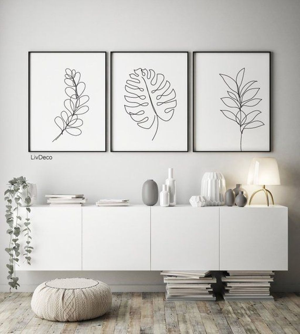 Recommended Minimalist Living Room Decor Ideas That Will Inspire You 05