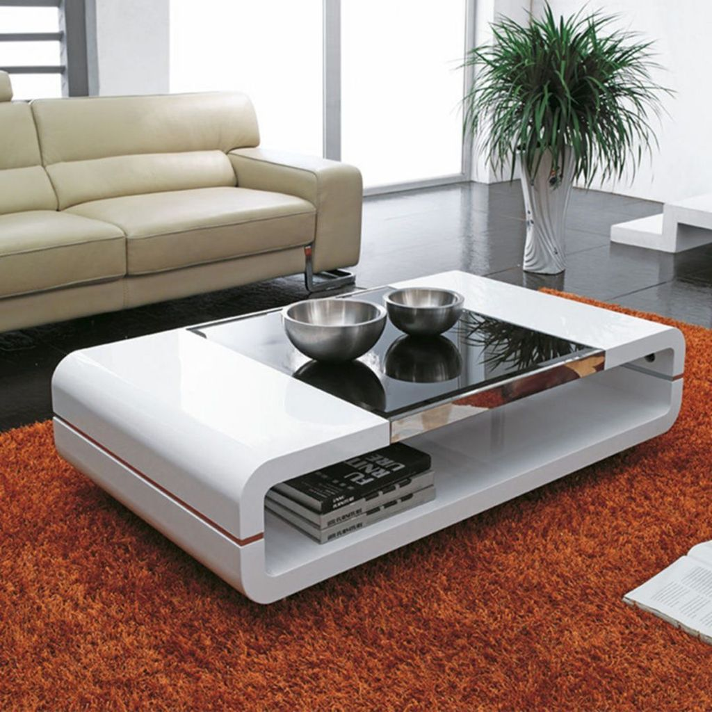 Stunning Coffee Table Design Ideas To Decorate Your Living Room 10